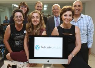 """""""Faites un tour virtuel du Fab Lab Ajaccio"""""""