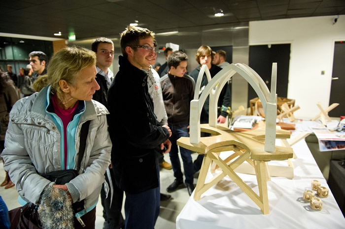 Journées de la construction - Impression 3D - Compagnons